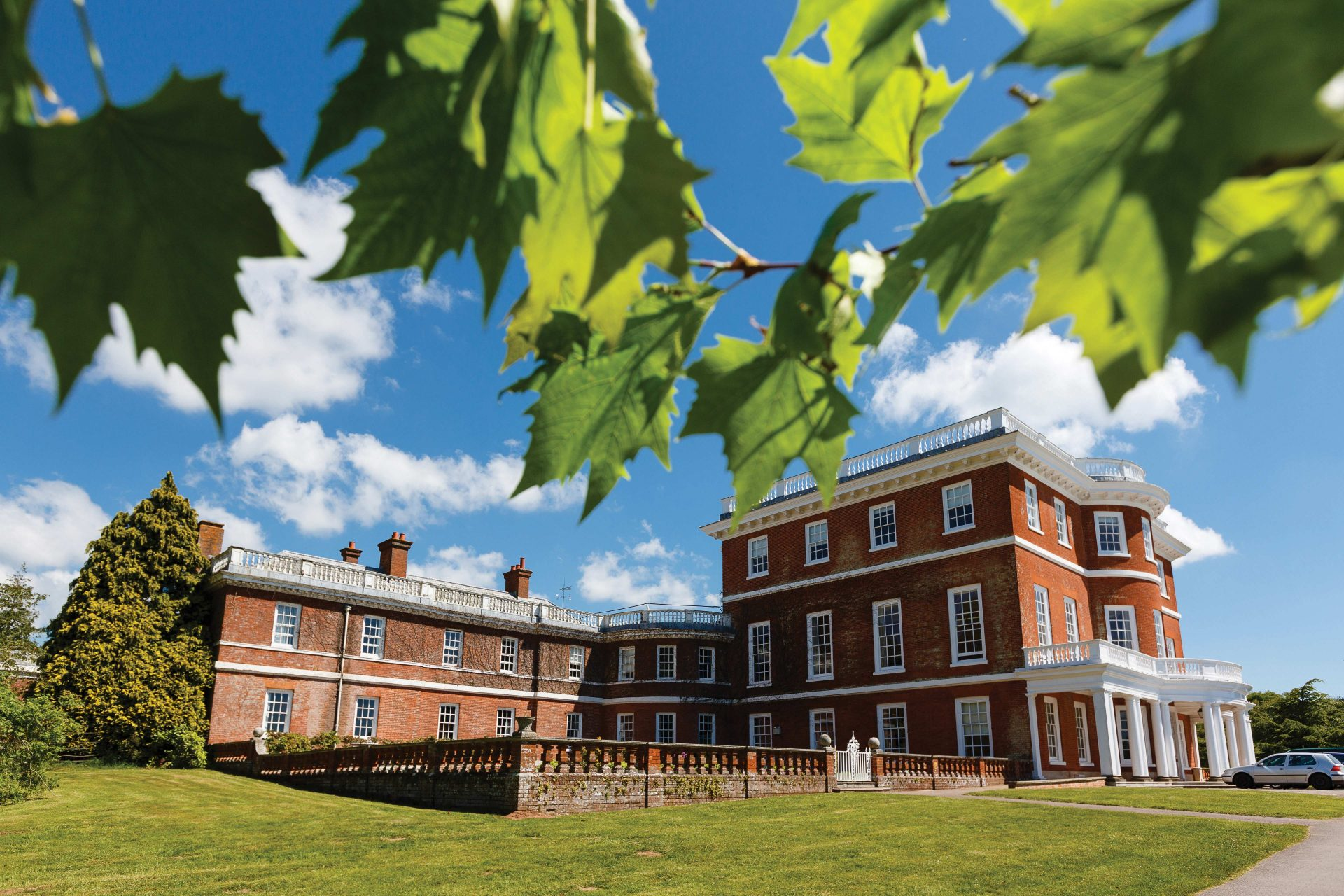 University Open Day at Bicton College – February 2021