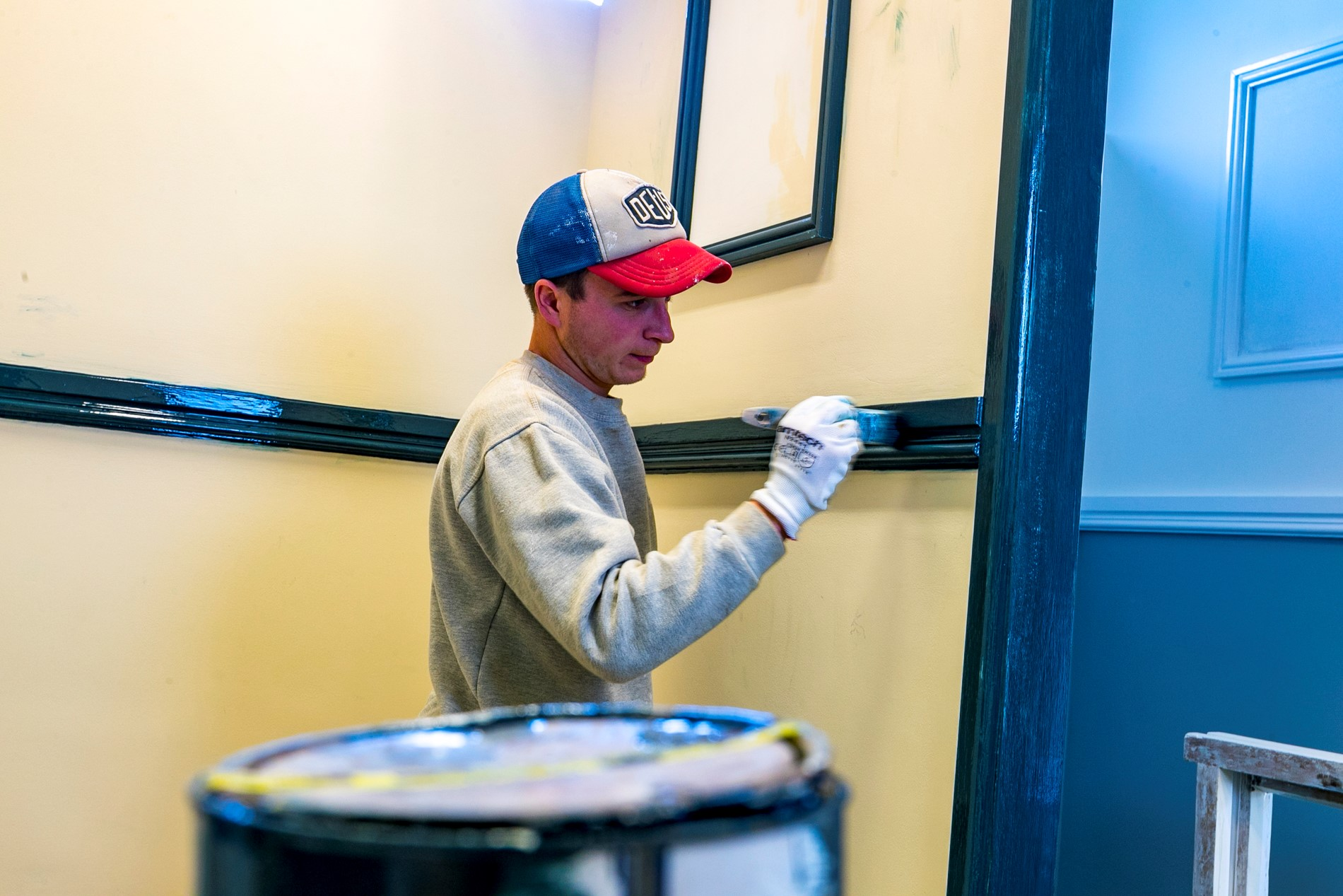 Painting and Decorating Apprentice